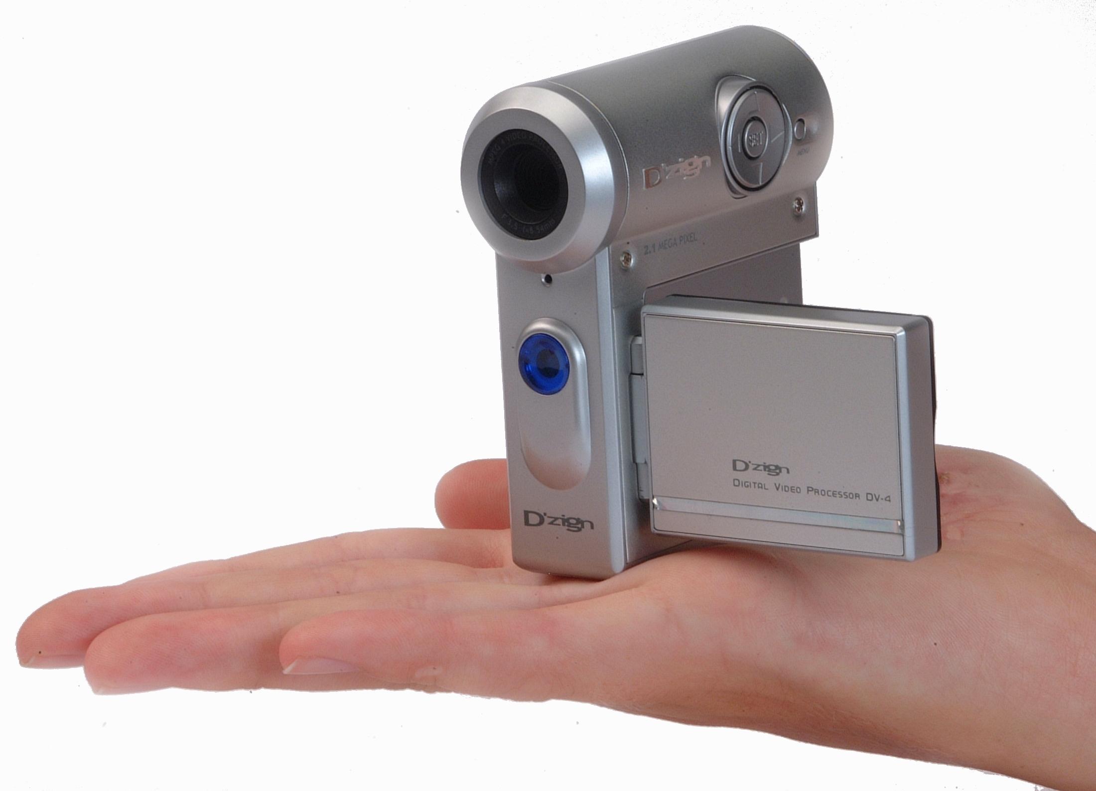 dvd kamera
